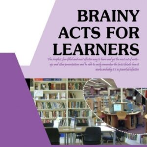Zing4Life! Part 4 :: Brainy Acts for Learners